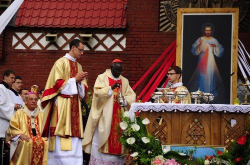 misa del cardenal srah