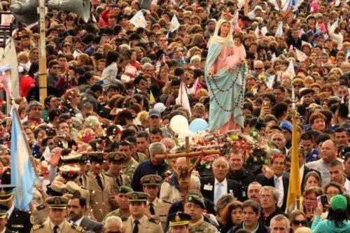 procesion de ns del rosario de san nicolas