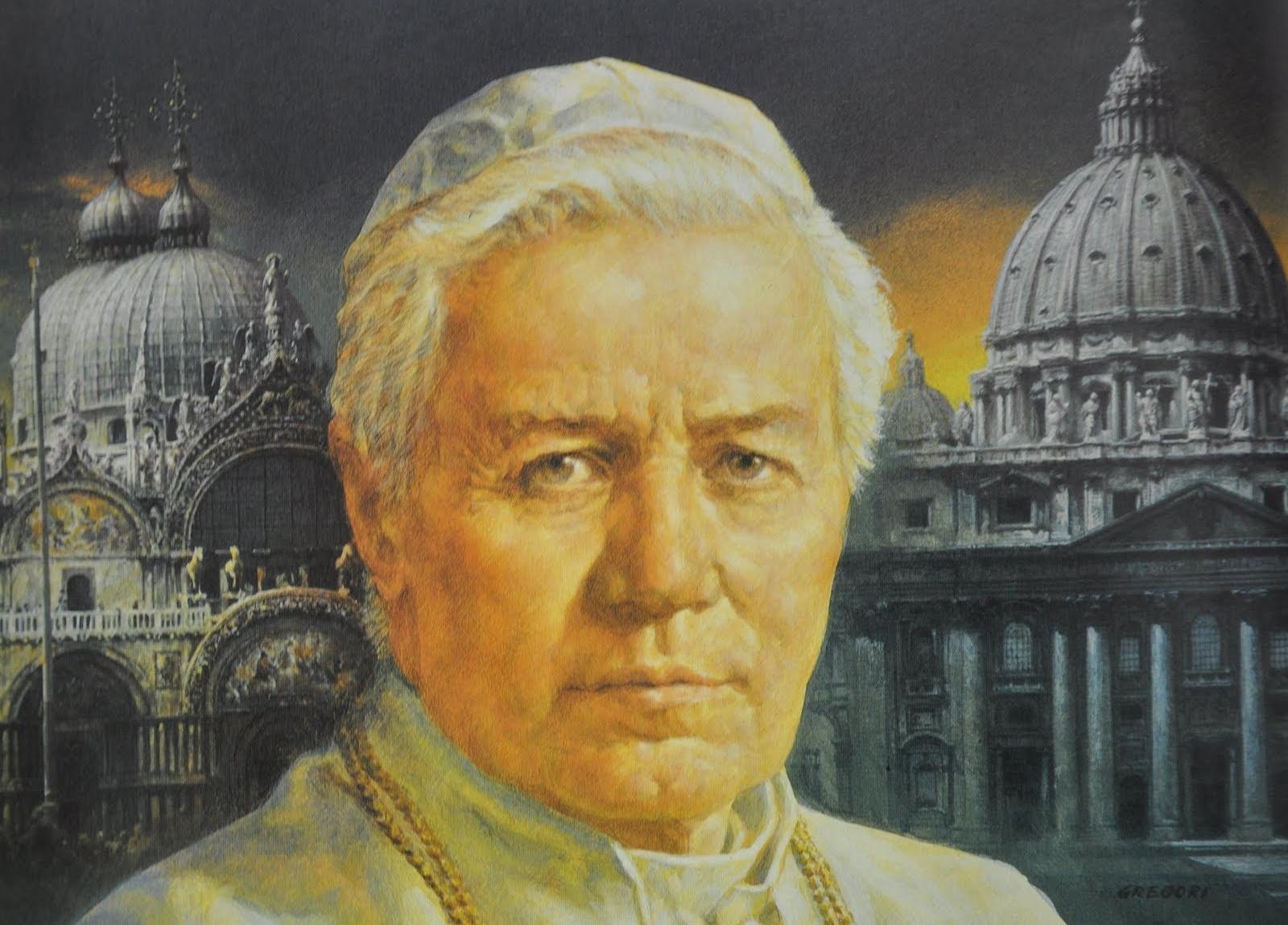 Video Inusual sobre el CUERPO INCORRUPTO de Pio X…