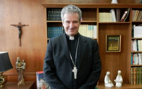 Arzobispo de Montreal Christian Lépine