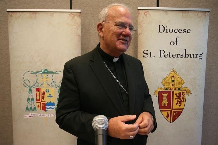 Obispo Lynch de San Petersburgo EE.UU.