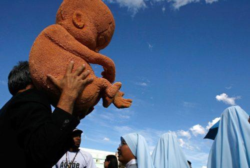 campaña anti aborto en brasil fondo