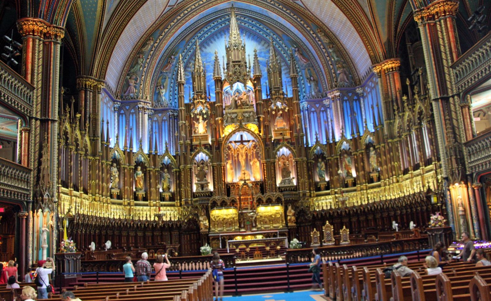 La Diócesis de Montreal Arriesga la Imagen de sus Sacerdotes y Voluntarios [como depredadores sexuales]