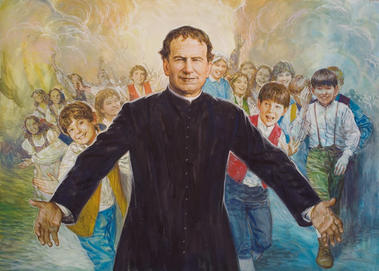 Las Ideas que tenían Don Bosco y otros Santos sobre el Islam