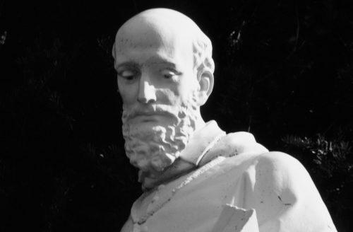 estatua de san francisco de sales