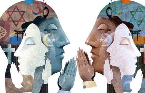 figuras orando