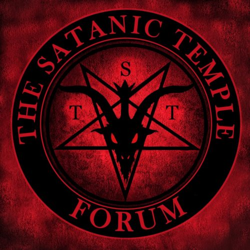 logo templo satanico