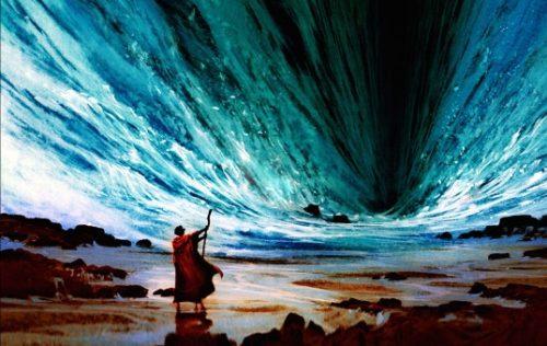 milagro biblico