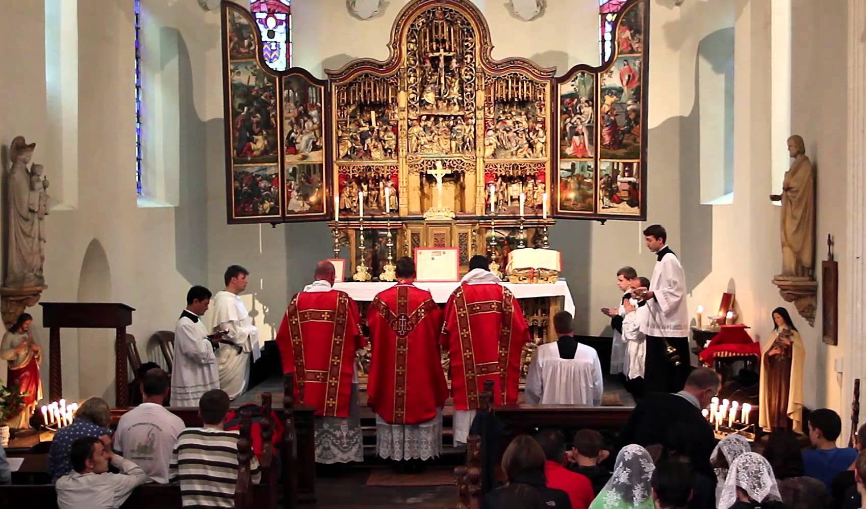 El Cardenal Sarah Propone que Sacerdotes y Fieles Miren Hacia el Señor en la MISA