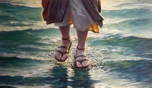 sandalias de jesus