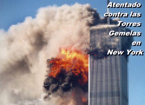 atantado del 9 11 a las torres gemelas