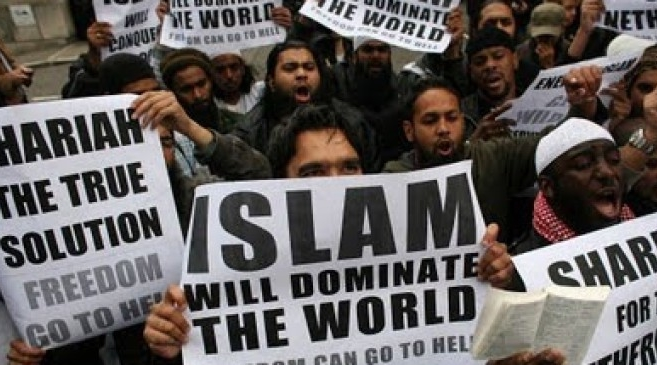 islam debe dominar el mundo