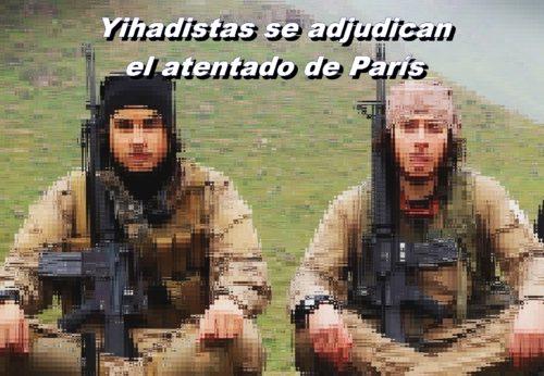 jihadistas se adjudican el atentado
