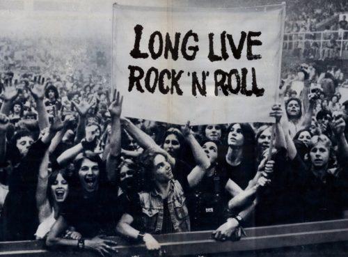 larga vida al rock and roll