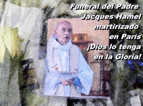 memoria del padre jaques hamel