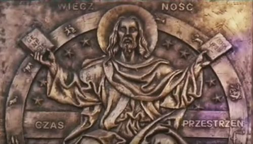 relieve de jesucristo