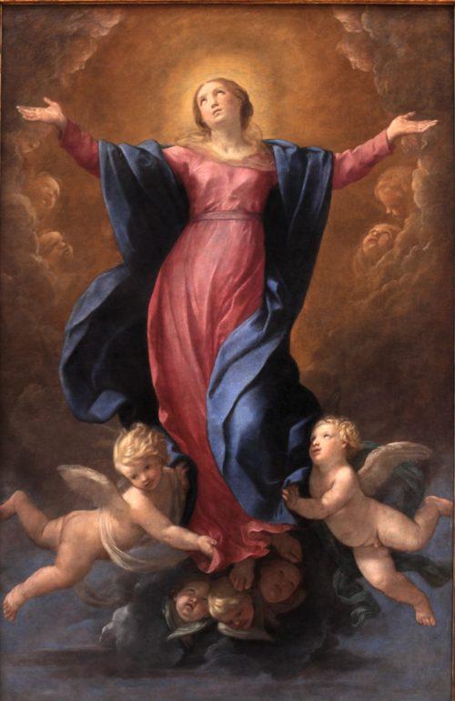 Asuncion de la Virgen María - Guido Reni
