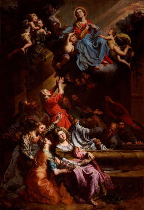 Asuncion de la Virgen María - Teodore Van Loon
