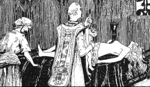 Satanismo y la magia de Jules Bois, París 1903