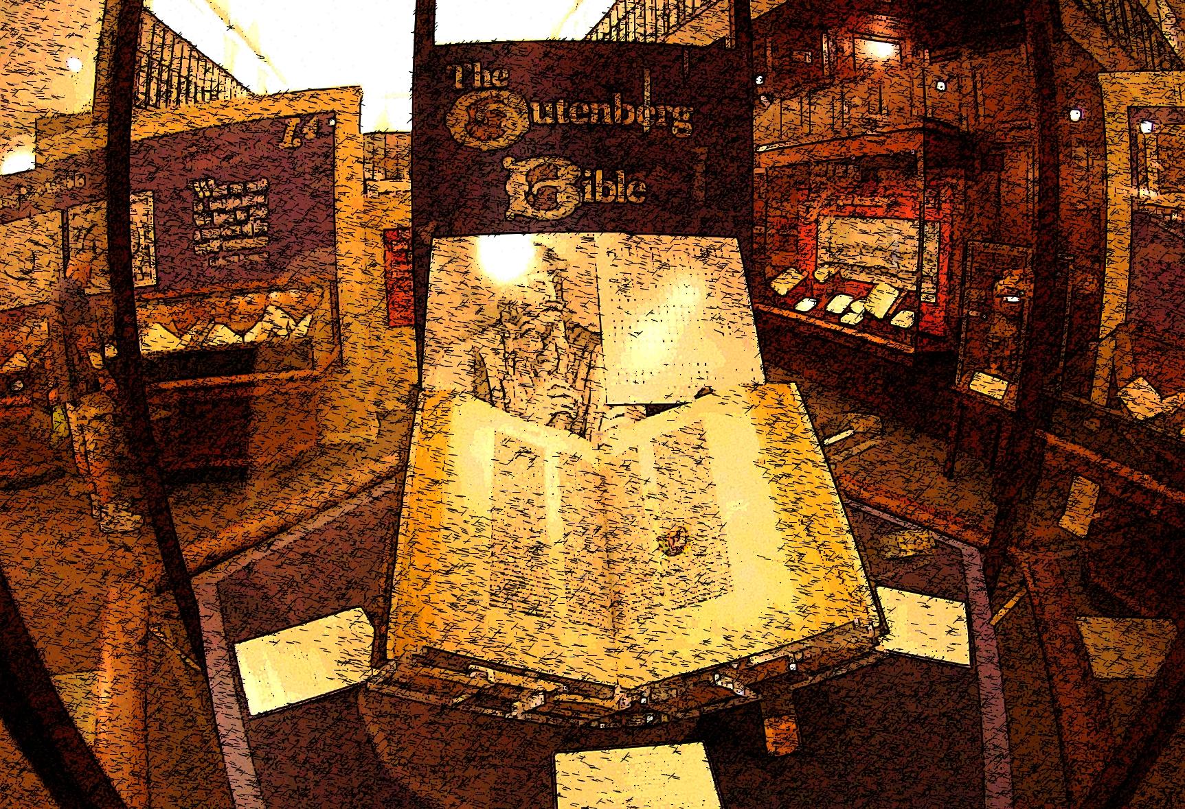 ¿De Dónde salió la BIBLIA Cristiana? ¿Cuál fue su origen?
