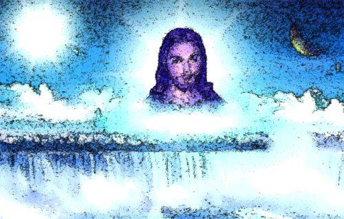 jesus sobre la tierra