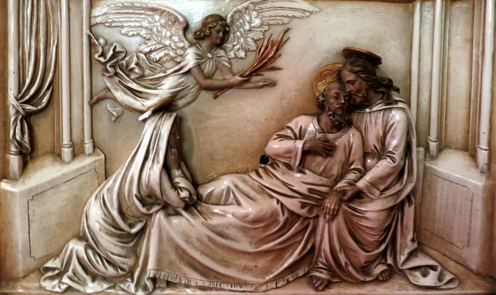 ¡Impresionantes Promesas de San José! a los Devotos de su Sagrado Corazón