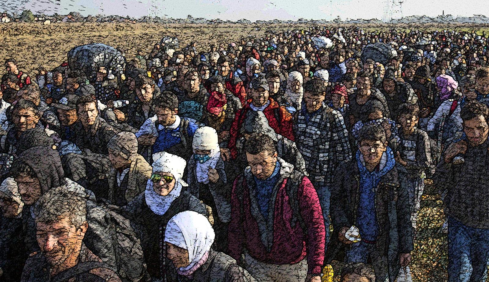 migrantes a europa