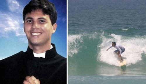 santo surfista guido