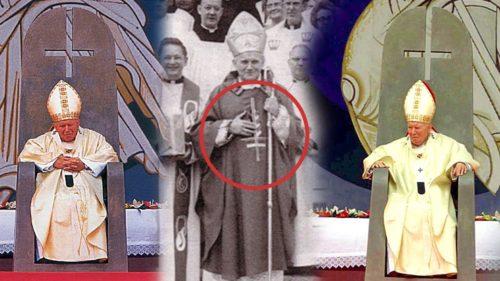 La Cruz Invertida es un Símbolo compartido entre el Satanismo y el Catolicismo