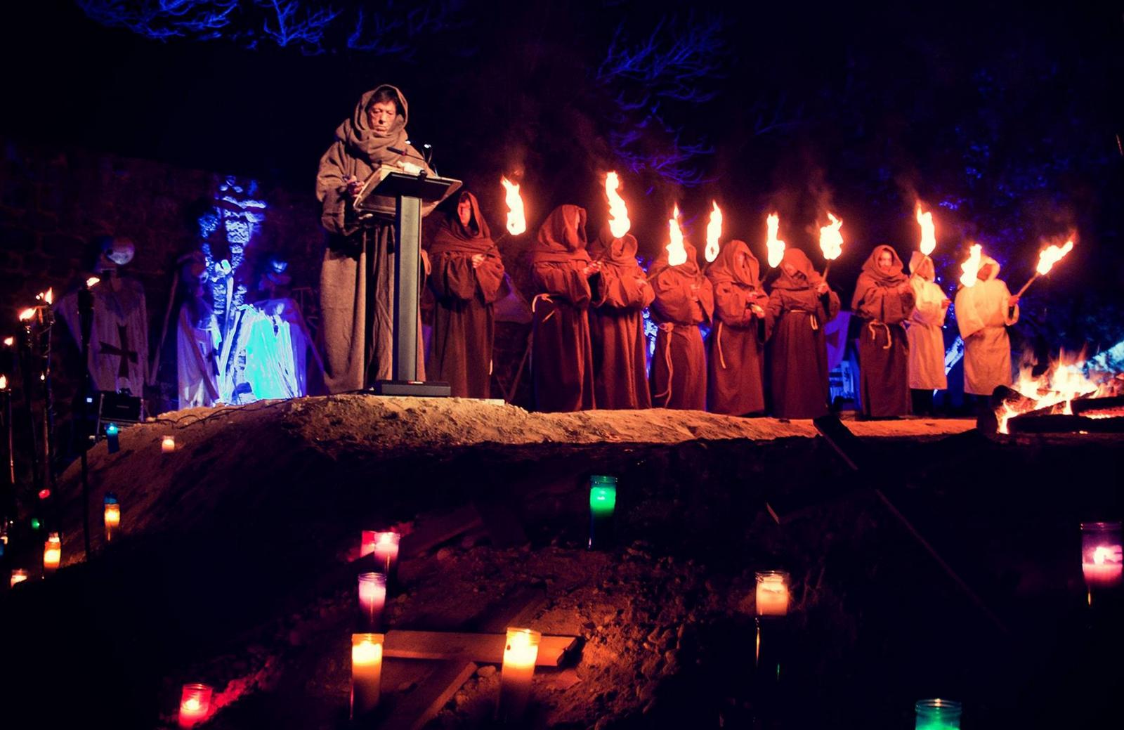 Hechos Misteriosos en Navidad con las Almas del Purgatorio