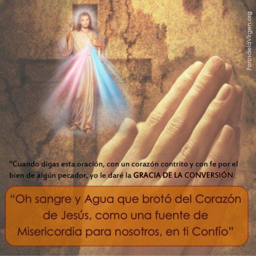 conversión pecadores