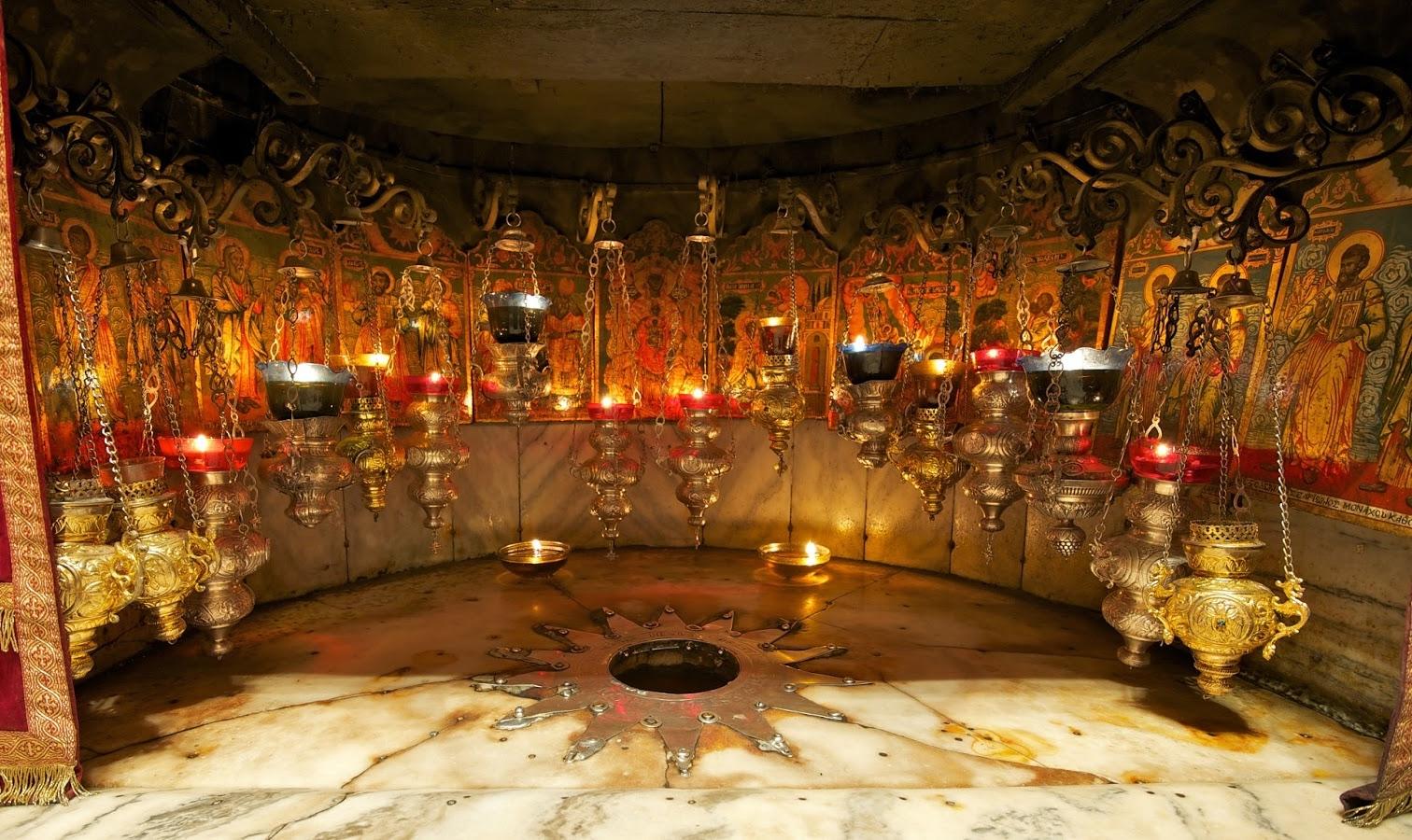 Resultado de imagen de Cuevas de la natividad de belen
