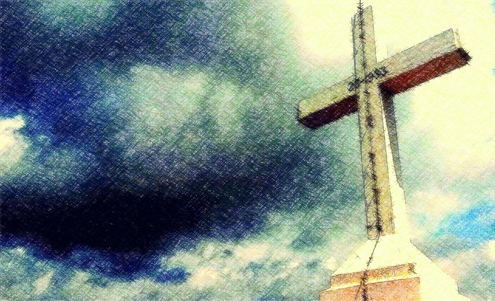 Mira C Mo La Elecci N De La Madera De La Cruz De Cristo Fue  # Muebles Jesus Santiago