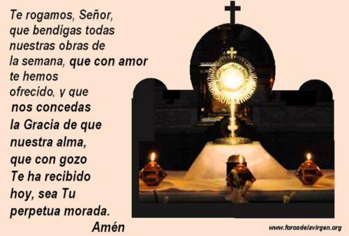 Newsletter del miércoles 1 de marzo 2017 » Foros de la Virgen ...