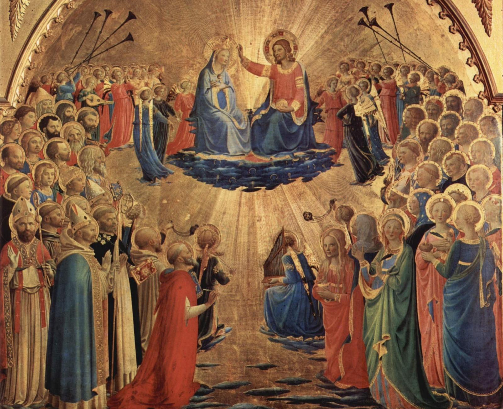 Un Apasionante relato de la Vida de la Santísima Virgen
