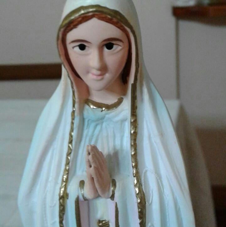 Reciente Cambio De Color Espontáneo Del Manto De Una Virgen De