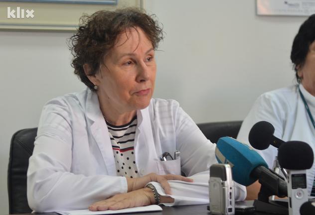 Témoignage du médecin qui examina les voyants le sixième jour après le début des apparitions de la Vierge Marie à Medjugorje Dr.-Darinka-Glamuzina-brazoz-cruzados