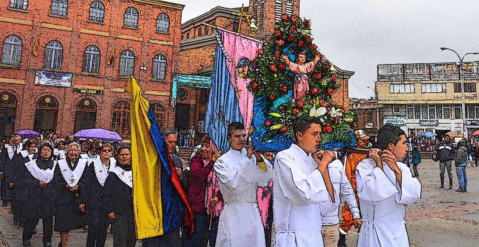 Historia del Divino Niño Jesús de Bogotá y su Devoción de 9 Domingos