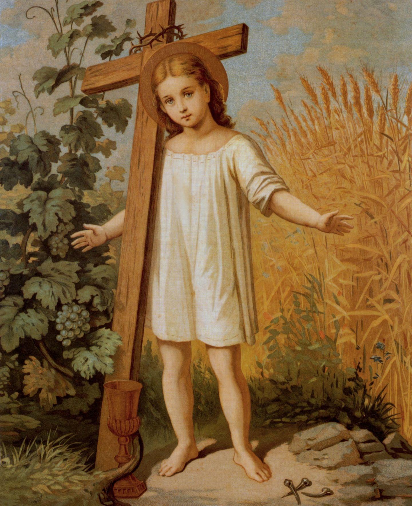 ¿Para qué se Apareció el Niño Jesús a Santos y Beatos?