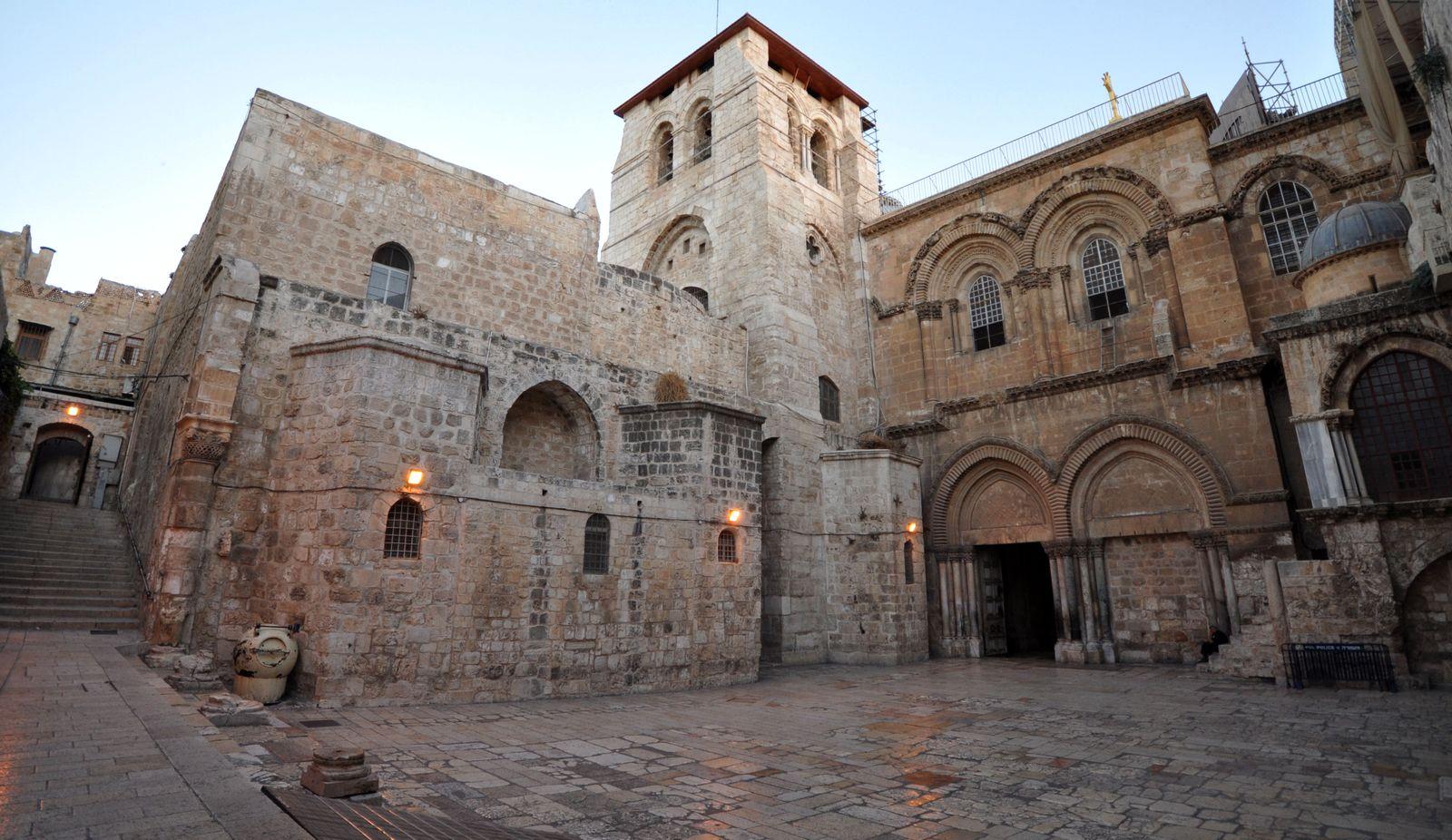 """La """"Escalera Inamovible"""": Signo de las Desavenencias entre las Denominaciones Cristianas"""