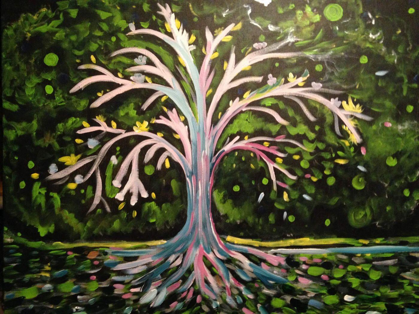 Dónde Está Ahora El árbol De La Vida Que Estaba En El Jardín Del