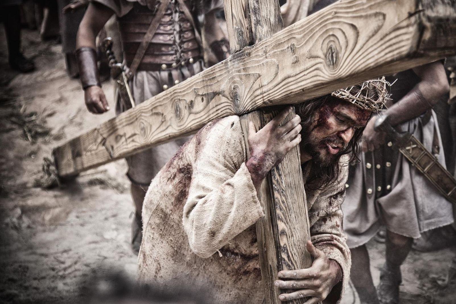 Los Dolores Físicos y Espirituales de Jesús en su Pasión