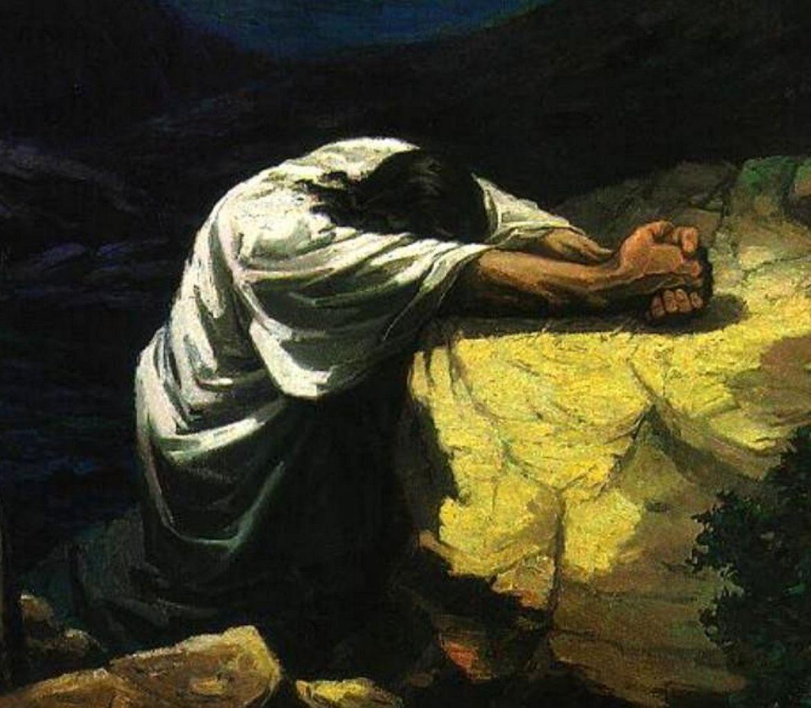 Por qué la Oración en el Huerto de Getsemaní fue tan Importante para ...