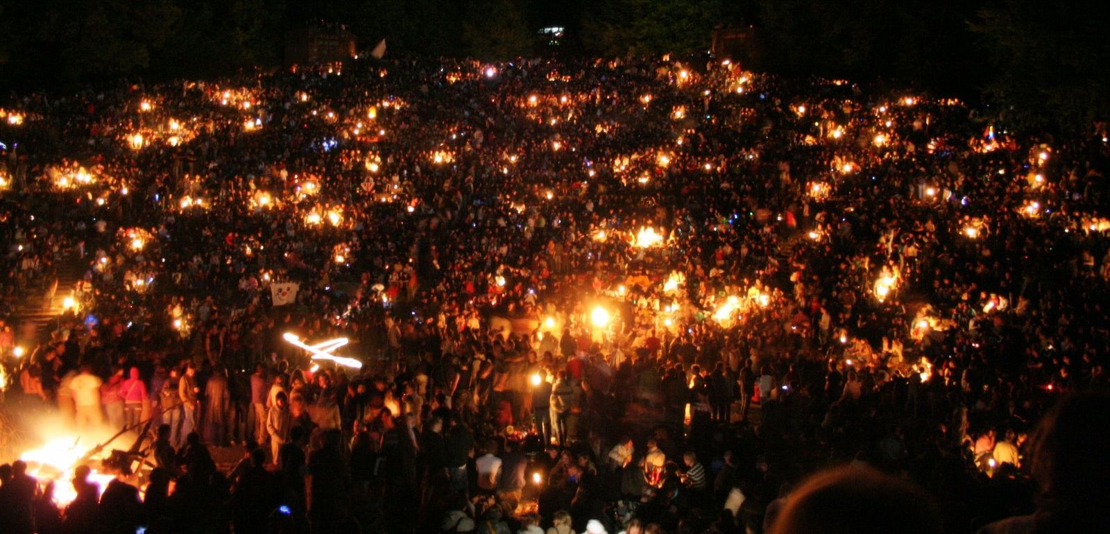 La Noche de Brujas del 30 de abril al 1º de Mayo lleva nombre de una Santa Católica