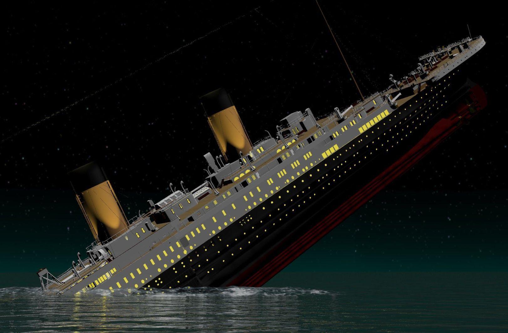 La tragedia del Titanic ¿una Profecía de los Últimos Tiempos?