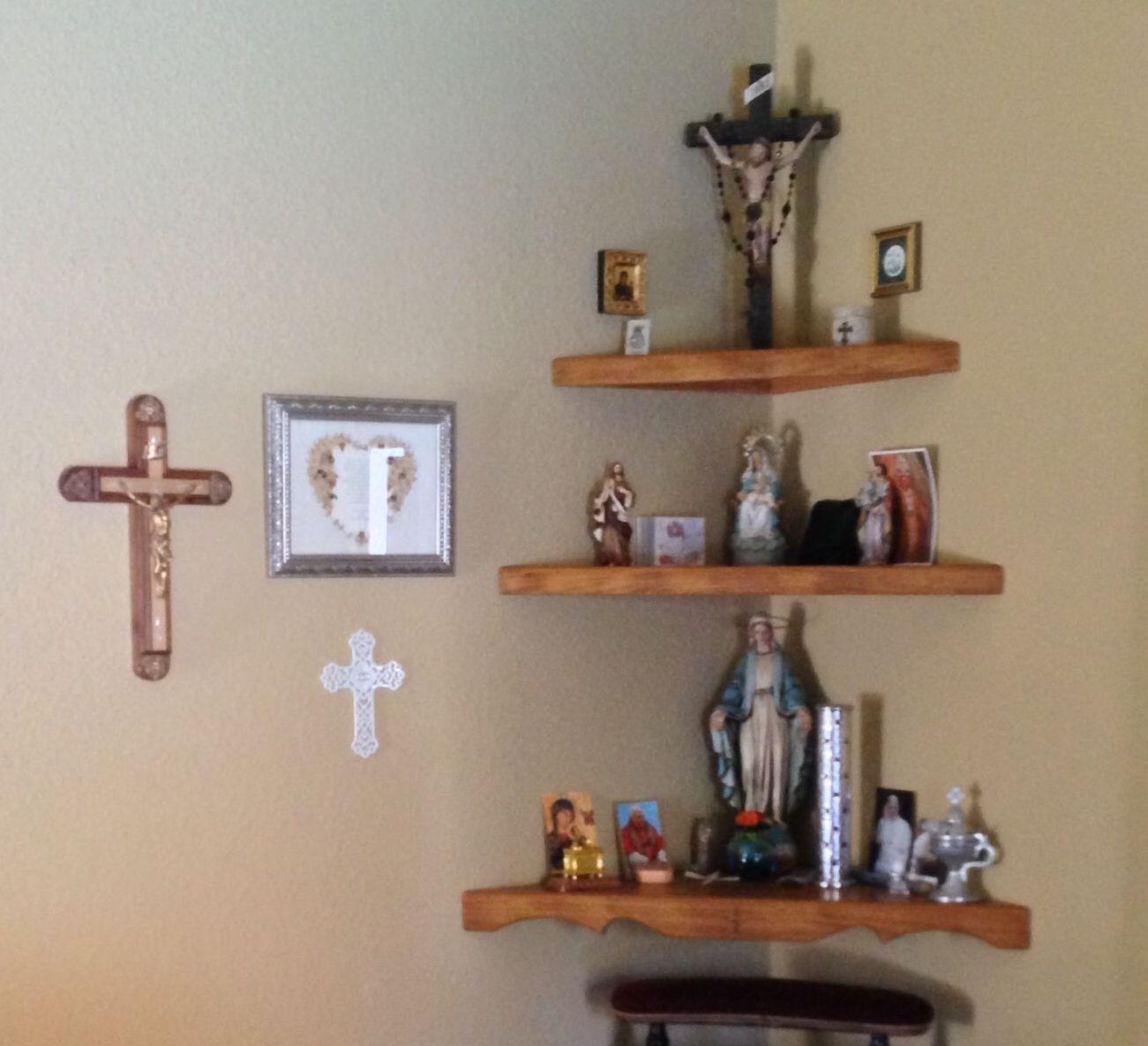 Como En Casa: Cómo Hacer Un Altar En Tu Hogar » Foros De La Virgen María