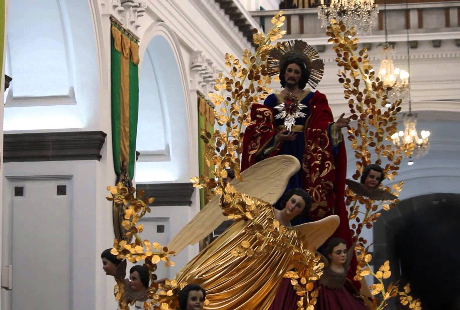 La Devoción a los Dolores Internos de Jesús, pedida por Él Mismo