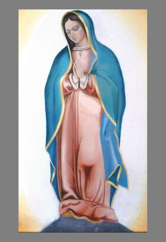 Rostro Virgen De Guadalupe Para Colorear Virgen De Guadalupe Jos