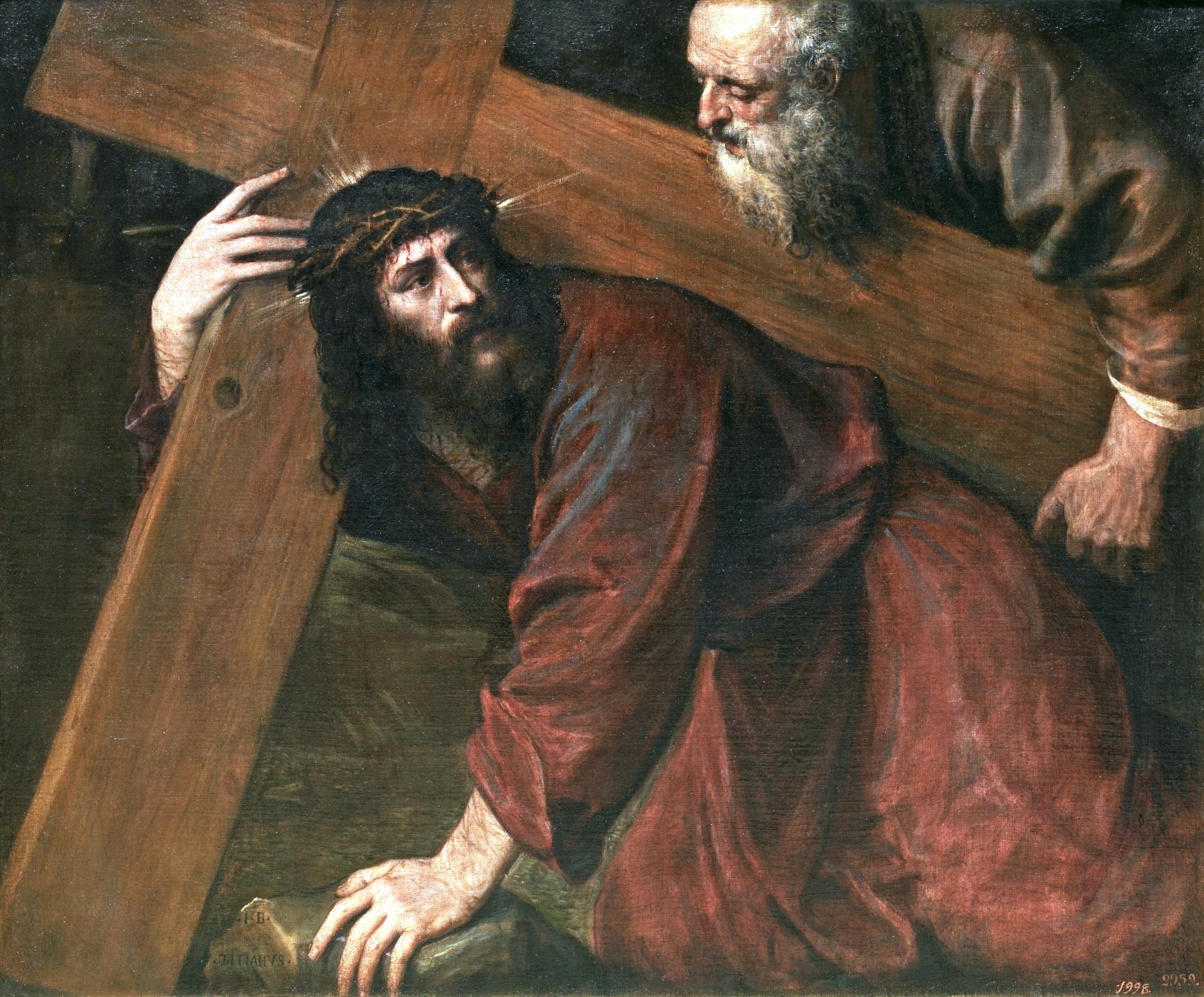 La Impresionante Túnica de Jesús que iba Creciendo con Él [la túnica inconsútil tejida por Su Madre]