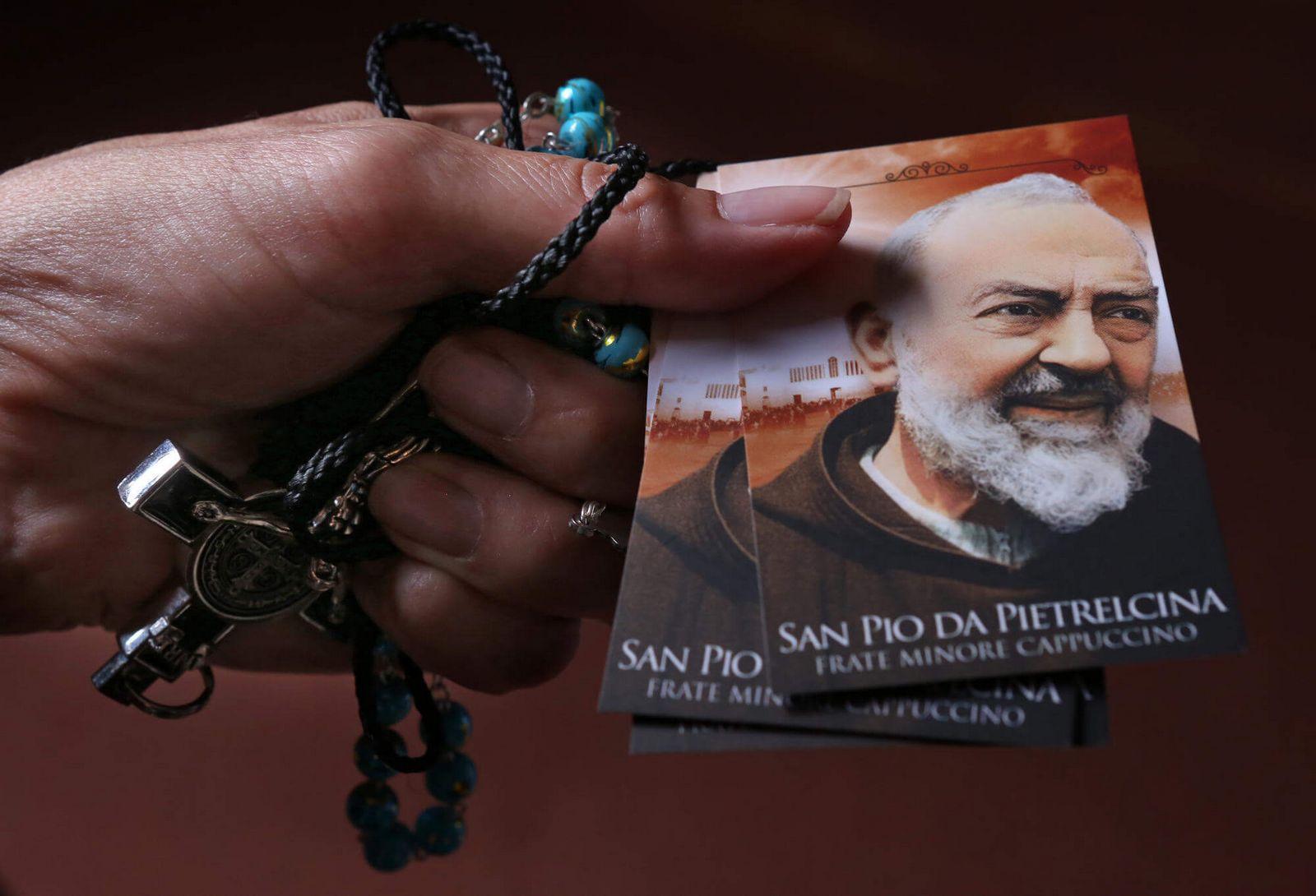 ¿Sabías que el Padre Pío tuvo un Alma Gemela? [La Madre Esperanza y sus increíbles dones]